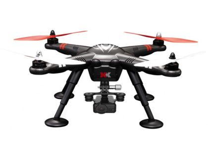 Квадрокоптер XK Innovations Detect RTF 2.4G с HD камерой WL Toys X380-B